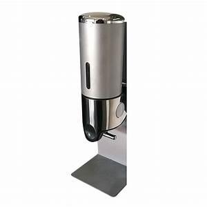 Free Standing Manual Liquid Soap Dispenser