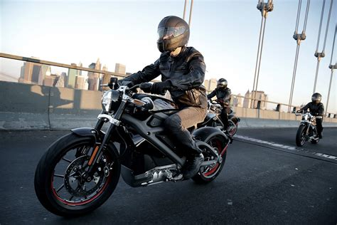 Harley-davidson Invests In Alta Motors To Develop Electric