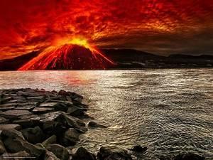 Vulkanlandschaft