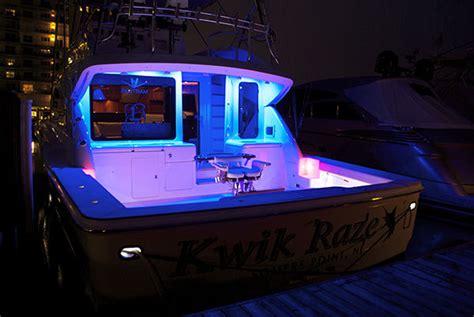 Capri Boat Trailer Lights by Boat Deck Lighting Lighting Ideas