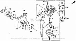 Murray Riding Mower Carburetor Diagram