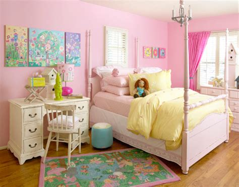 Fun Fairy Bedroom For Girls  Contemporary  Bedroom San
