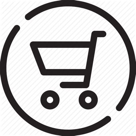 basket buy cart good purchase salesroom shop icon icon search engine