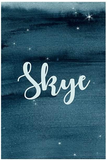 Names Skye Celestial Boy Start Livingly Slideshow