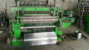 Reinforcing Welded Wire Mesh Making Machine  Machinery