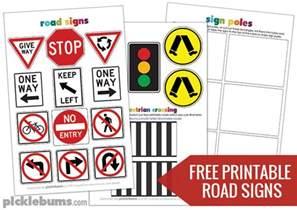 road safety crafts for children