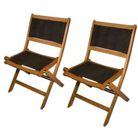 Folding Patio Chairs Home Depot by Sea Folding Patio Chairs Set Of 2 880 1300 The