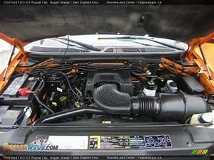 2003 Ford F150 Xlt Regular Cab 5 4 Liter Sohc 16v Triton