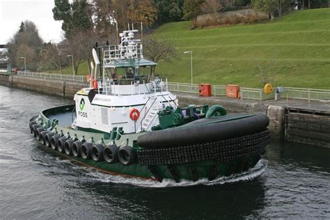 Tugboat Emissions by Hybrid Tugboat Cuts Emissions University Of California