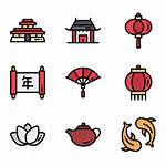 China Building Icons