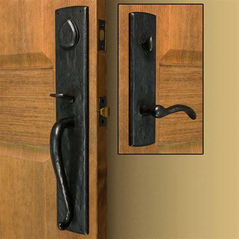 replacement cabinet doors bullock solid bronze entrance set with lever handle door