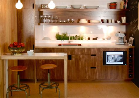 cuisine design petit espace écosphère kiosque de cuisines multiplex cuisines multiplex