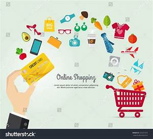 L Shop Onlineshop : online shopping ecommerce concept business order stock vector 525331675 shutterstock ~ Yasmunasinghe.com Haus und Dekorationen