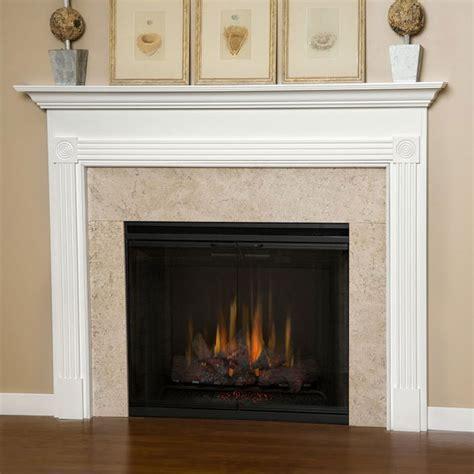 Blue Ridge   Traditional Wood   Fireplace Mantel Surrounds