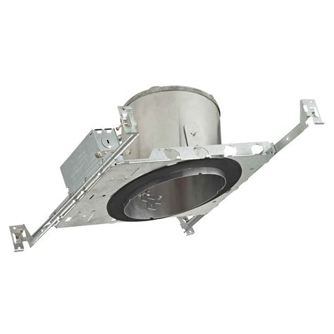 ic rated can lights 6 quot sloped ceiling recessed can light ic and airtight