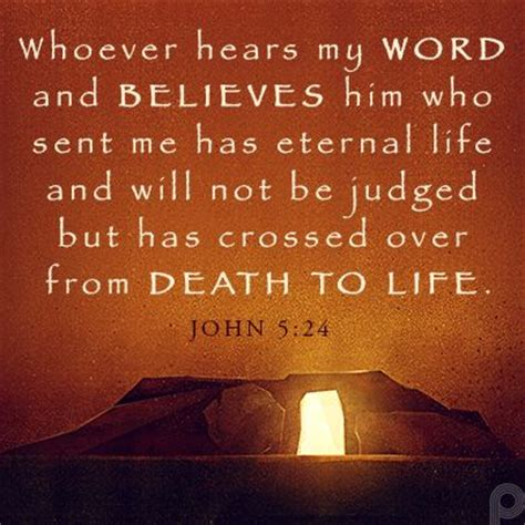 bible quotes  death  eternal life image quotes