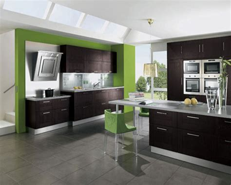 Green Kitchens : Stylebust » Kitchen