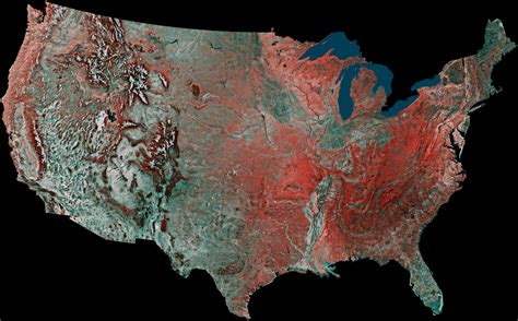 Physiographic Maps Of The United States