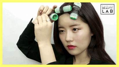 Korean Bangs Rollers Hair Roller Bottom Remove