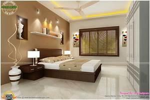 bedroom interior design with cost kerala home design and With interior designing of bedroom 2