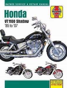 Honda Vt1100 Shadow   U0026 39 85 To  U0026 39 07 By Editors Of Haynes