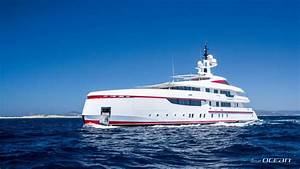 Motor Yacht Forever One ISA 54m Superyacht Launched