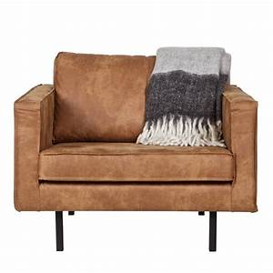 Couch Leder Cognac : sessel sofa rodeo echtleder leder lounge couch armsessel cognac new maison esto ihr ~ Frokenaadalensverden.com Haus und Dekorationen