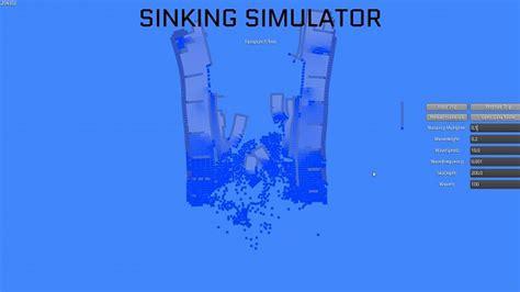 Sinking Ship Simulator Titanic 2 by Sinking Simulator 2 Prealpha 1 0 4 File Mod Db