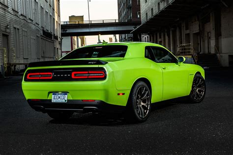 2016 Dodge Challenger Srt Hellcat First Drive