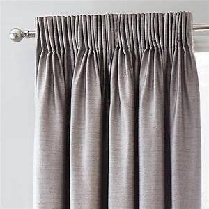 from gbp2600 With pencil pleat drapes