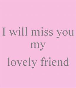 I Will Miss You My Friend Images | Wallpaper Images
