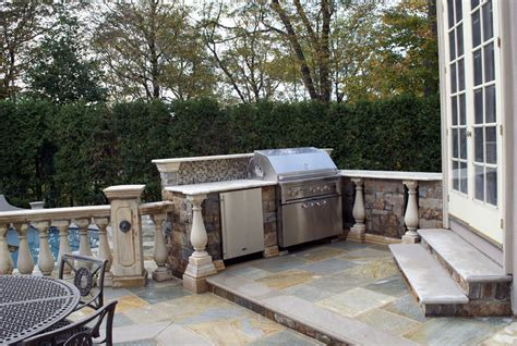 luxury outdoor barbeque designs kitchentoday