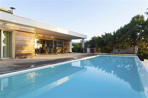 swimming pool to house large home swimming pools pools for home