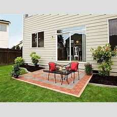 Cheapest Patio, Inexpensive Outdoor Flooring Options Cheap