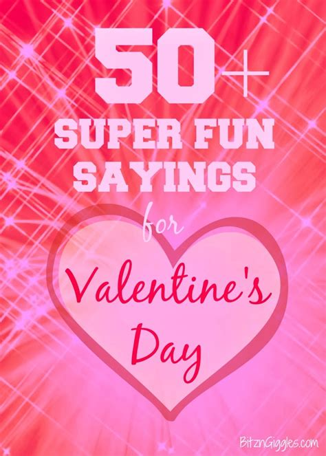 Inspirational Quotes for Valentine's Day