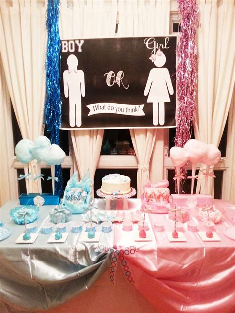 boy  girl gender reveal party ideas photo