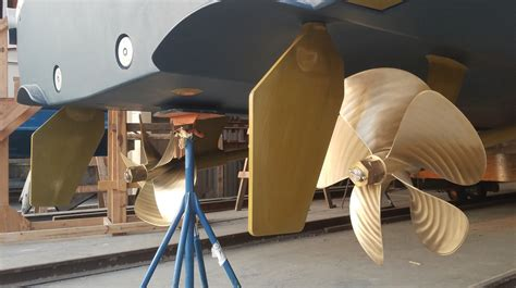 importance  tuning  rudders   boat power
