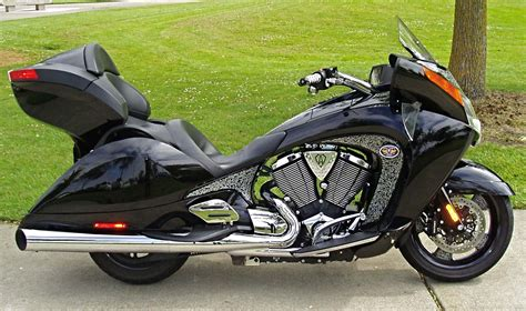 2011 Arlen Ness Edition Victory Vision Tour