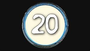 20, Second, Countdown, Timer