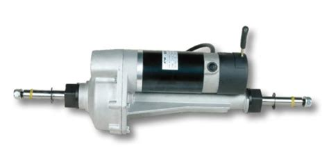 Electric Motor Axle by Electric Motor With Reduction Gear Electric Rickshaw Motor
