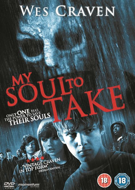 review my soul to take nameless horror