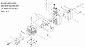 Shindaiwa T231 And T231b Illustrated Parts Diagrams Online