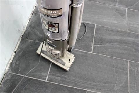 removing grout residue from tile surface how to get rid of leftover grout quickly and easily
