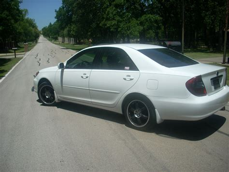 Toyota Camry Modification by Modified Camry 2004 Toyota Camry Specs Photos