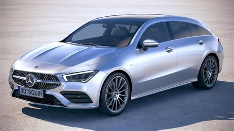 Slippery, comfort, sport, sport+, and individual. Mercedes-Benz CLA Shooting Brake 2020