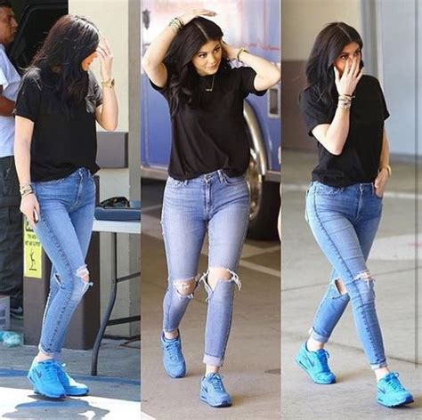 Kylie Jenner Casual Outfit!! | Young wild and free fashionistaz | Pinterest | Beautiful Follow ...