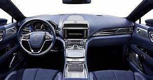 Lincoln continental concept revealed previews 2016 model for 2015 lincoln continental interior