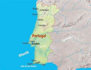 Fluss In Portugal : tejo fluss karte ~ Frokenaadalensverden.com Haus und Dekorationen