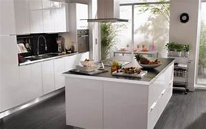 awesome idee agencement cuisine ideas amazing house With cuisine d ete amenagement