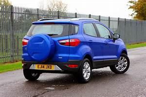 Ford Ecosport Titanium : ford ecosport 4x4 review 2014 parkers ~ Medecine-chirurgie-esthetiques.com Avis de Voitures